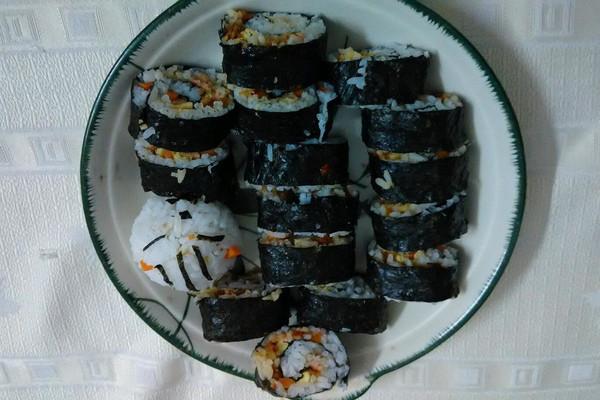寿司便当的做法_【图解】寿司便当怎么做好吃