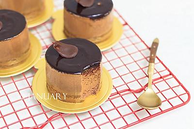 巧克力慕斯#美的烤箱菜谱#
