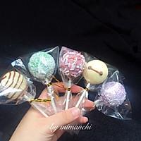 棒棒糖蛋糕#蒸派or烤派#