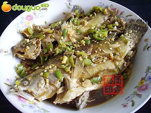 鲜美至极的特色鱼料理 青椒焖臭桂鱼的做法