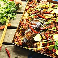 【豆豉烤鱼】——COUSS CO-750A智能烤箱出品