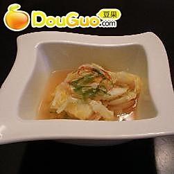韩国不辣泡菜的做法