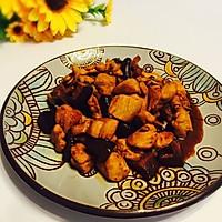 红烧鸡丁香菇