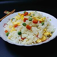 什锦炒饭#每一道菜都是一台食光机#