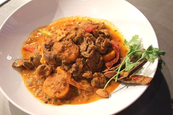 印度咖哩羊腰—《顶级厨师》参赛作品的做法