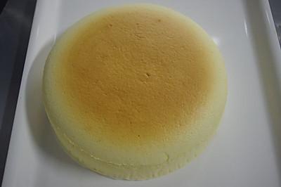 轻乳酪蛋糕做法