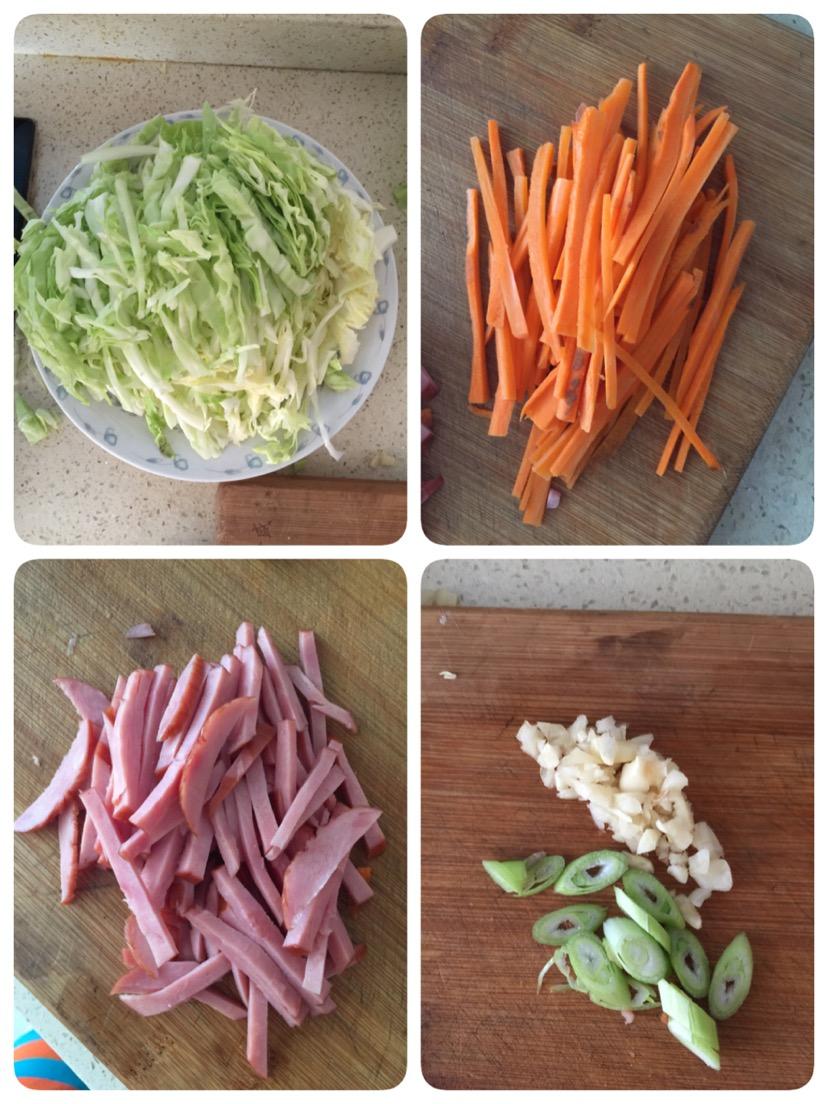 卷心菜炒粉条的做法_【图解】卷心菜炒粉条怎么做如何