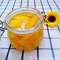 甜蜜黄桃罐头
