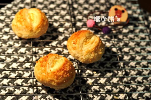【椰蓉球酥】中式小包酥的做法