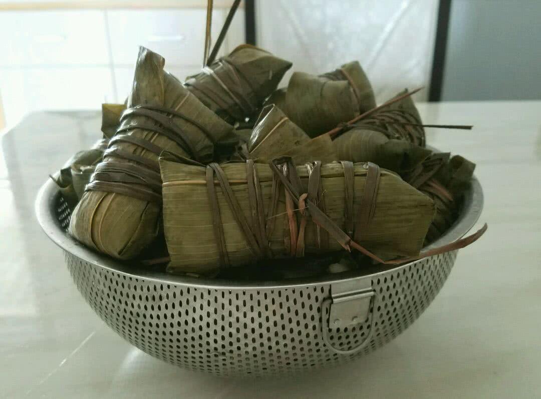 粤式粽子的做法步骤