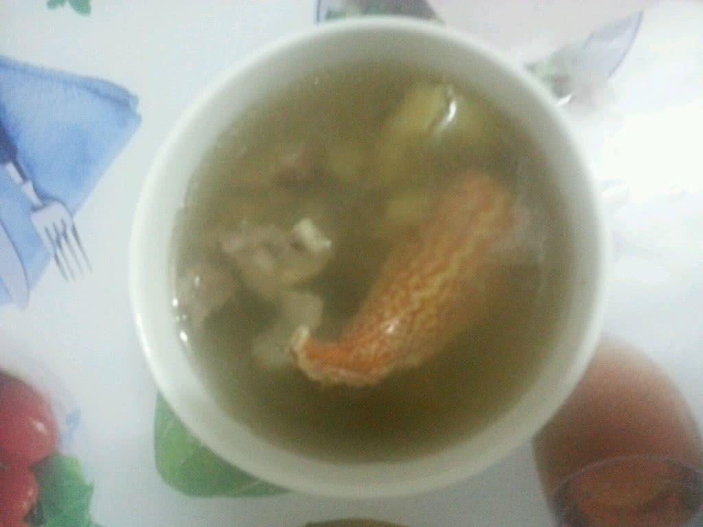 海星炖龙骨汤的做法_【图解】海星炖龙骨汤怎么做如何
