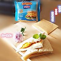 儿童节的百吉福三明治,姐妹俩第一次下厨
