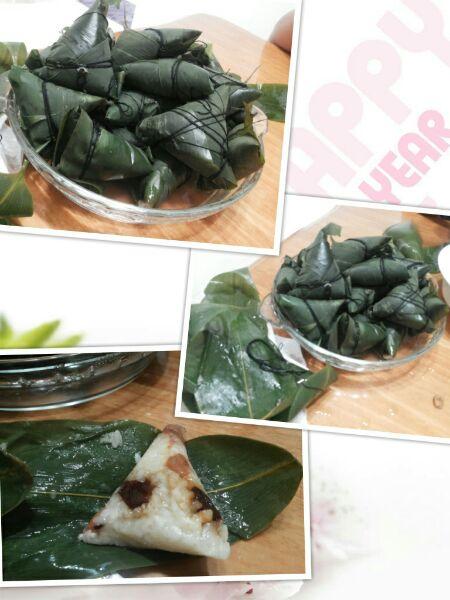 粽子的做法步骤 1.