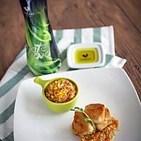 香煎鸡胸肉配芒果莎莎酱#Gallo橄露橄榄油#的做法图解9