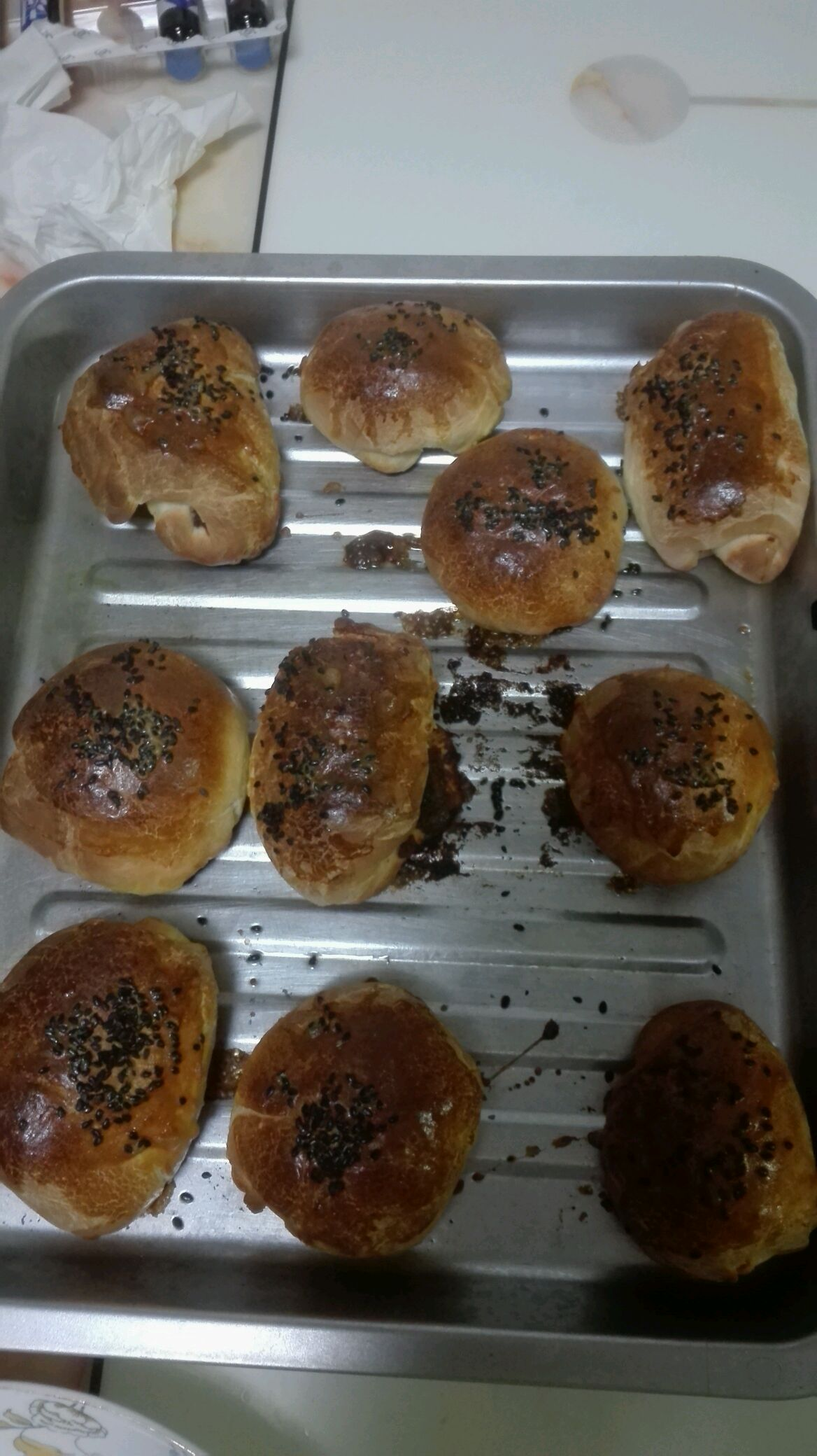 烤箱烤面包的做法_【图解】烤箱烤面包怎么做如何做
