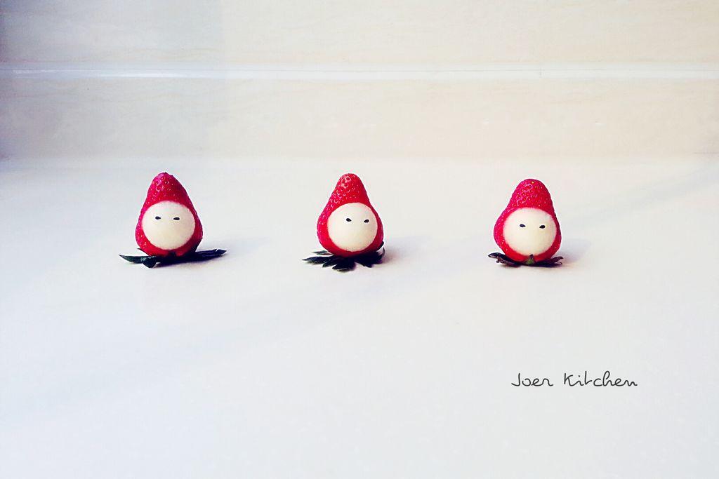 小红帽的做法_【图解】小红帽怎么做如何做好吃_小_娇