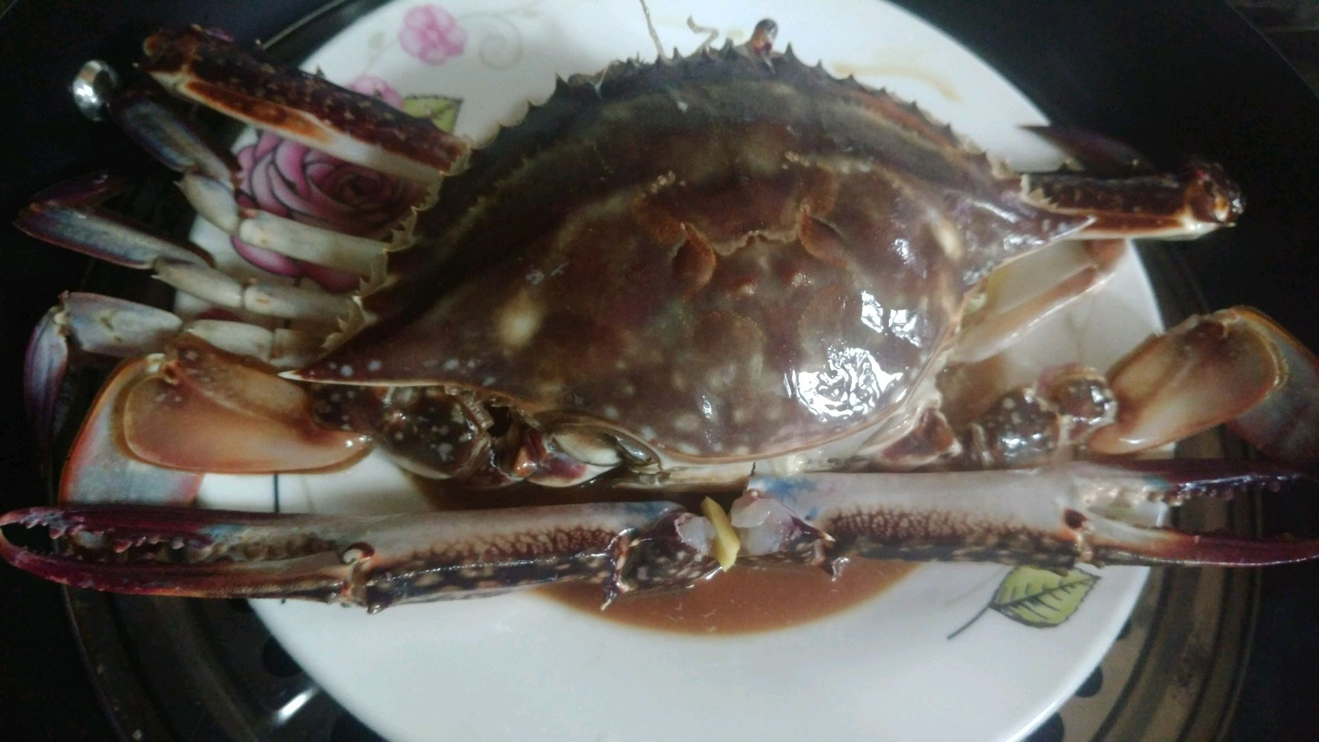 蒸螃蟹的做法_【图解】蒸螃蟹怎么做如何做好吃_蒸_丰