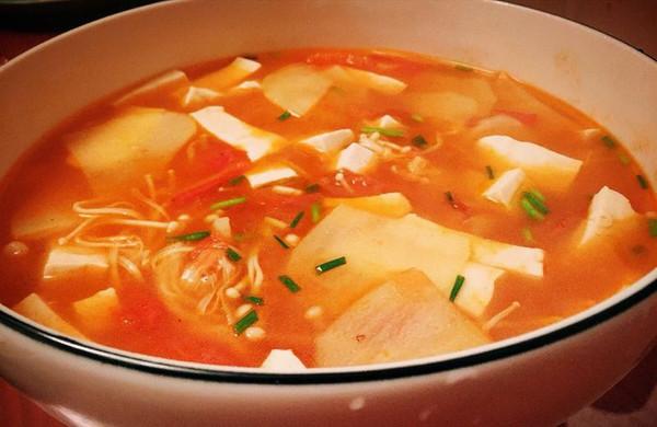 四物汤—蔬菜汤(素食)