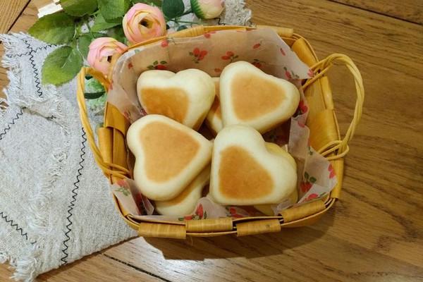爱心小甜饼#让爱不负好时光#的做法