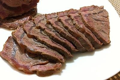 电饭煲无水酱牛肉