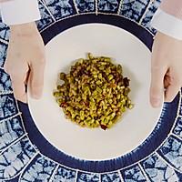 酸豆角肉末:巧手小菜一碟,专治食欲不振!