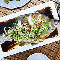 「迟の味」清蒸武昌鱼