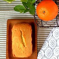 不能抗拒的清新味道——橙香磅蛋糕