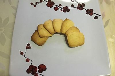 椰蓉黄油小饼干