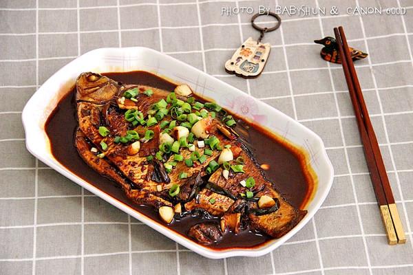 顺式多味鱼#金龙鱼外婆乡小榨菜籽油 最强家乡菜#的做法