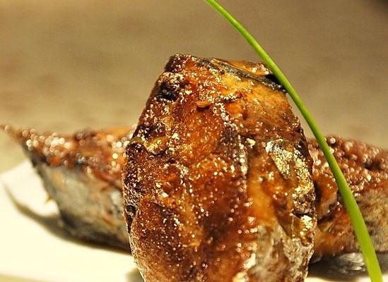 香煎鲅鱼的做法