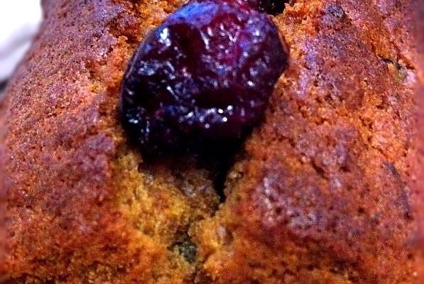 波尔多红酒蔓越莓干蛋糕的做法