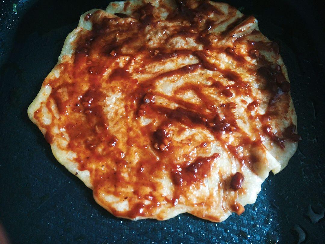 a酱香饼的做法图解6