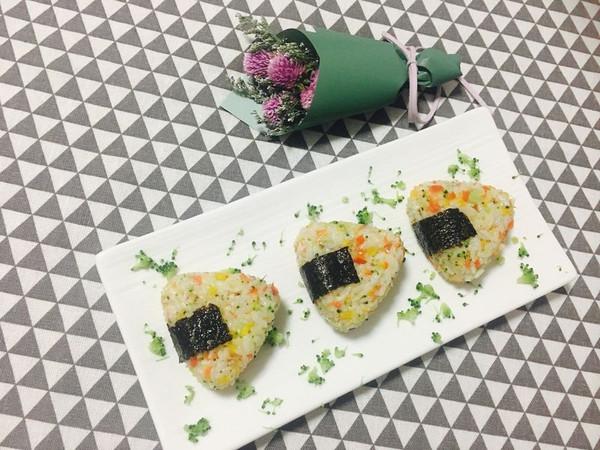 春光蔬菜饭团