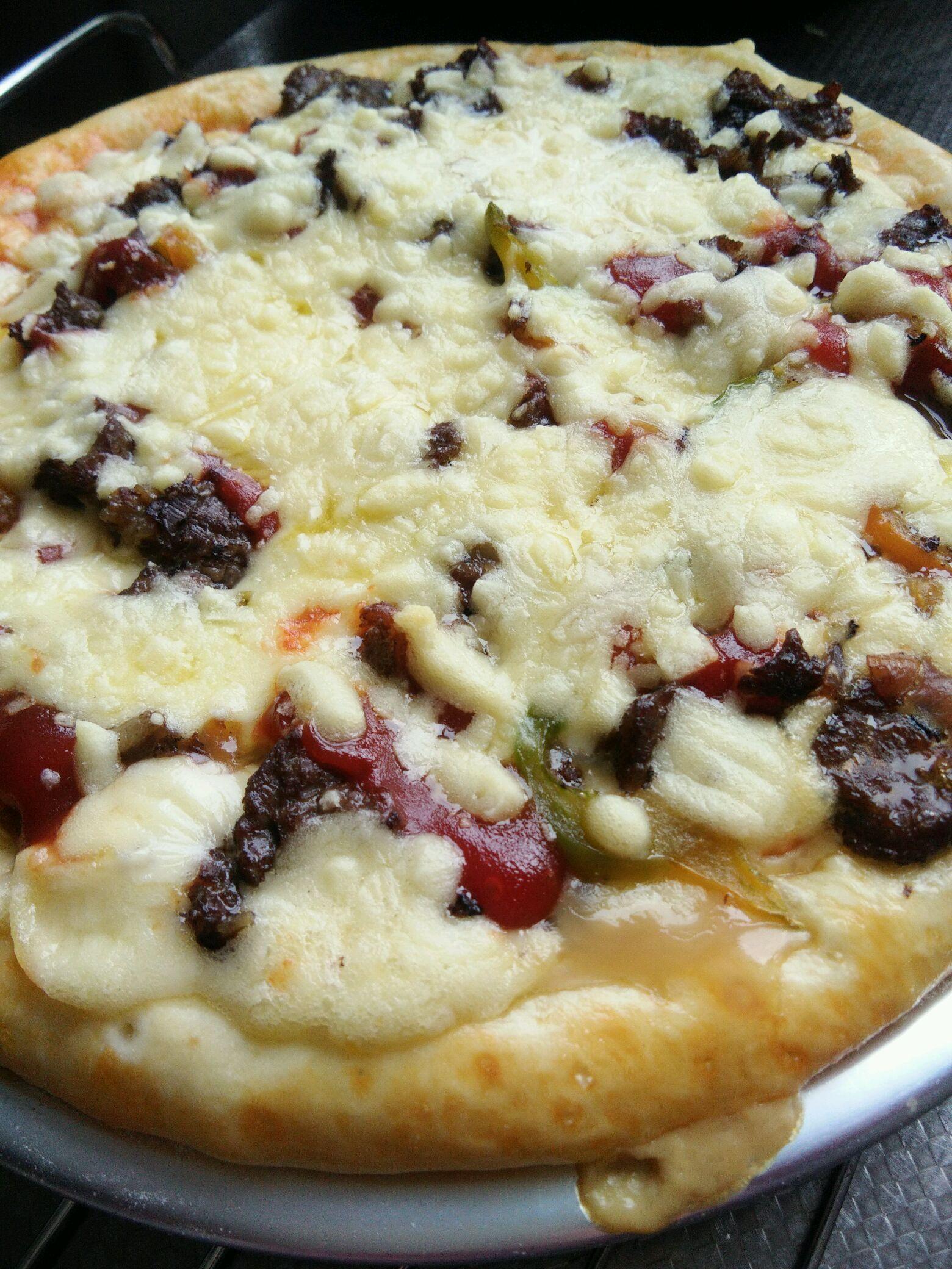 比萨的做法_【图解】比萨怎么做如何做好吃
