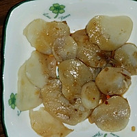 土豆新吃法-土豆年糕