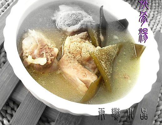 海带排骨汤 的做法