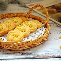黄油曲奇#柏翠辅食节-烘焙零食#