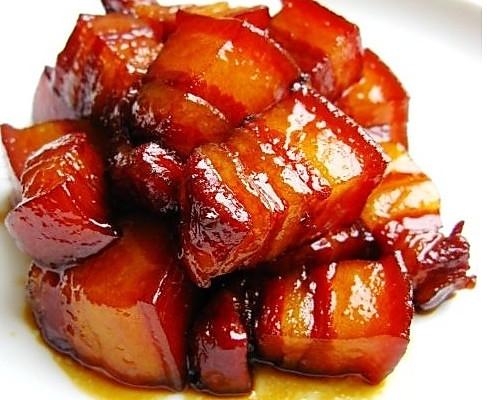 蜜汁红烧肉―美丽厨娘的做法