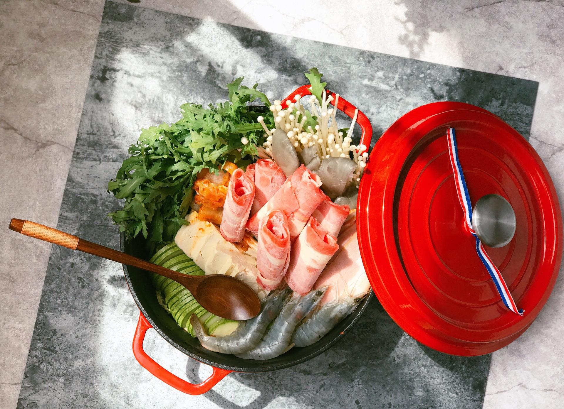 泡菜肥牛火锅的做法步骤