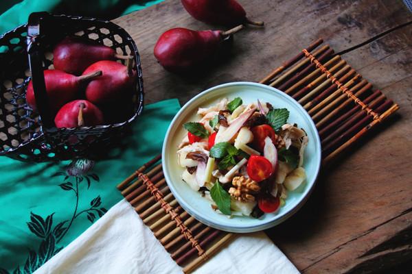 越南风味梨子沙拉