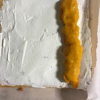 芒果流心蛋糕卷的做法图解9