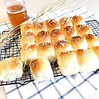 蜂蜜小餐包#每道菜都是一台时光机#