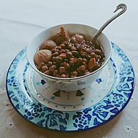 无花果枸杞红豆汤+#美的养生壶#