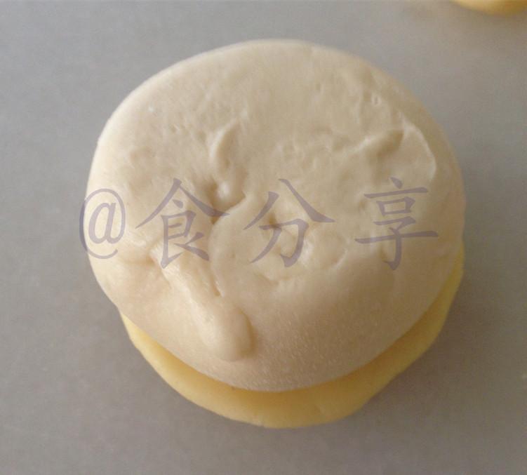 巧克力菠蘿麵包的做法_【圖解】巧克力菠蘿麵包怎麼 ...