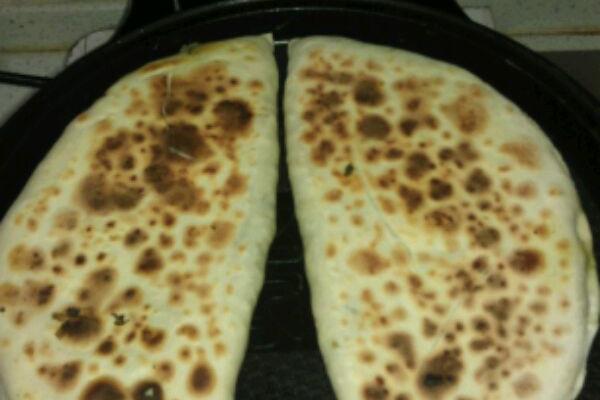 菜饼的做法_【图解】菜饼怎么做如何做好吃