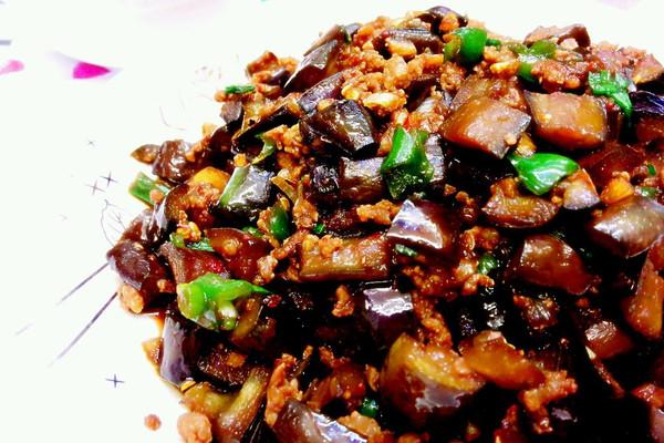 肉末茄子的做法_【图解】肉末茄子怎么做好吃_娇児小
