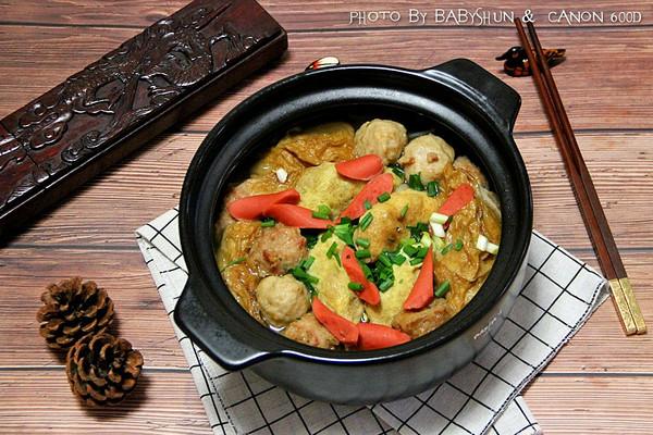 顺家私房菜——杂烩汤的做法