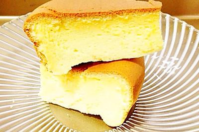 传说中的电饭锅蛋糕~~超松软好吃唷