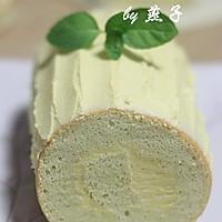 红薯变身冰淇林内馅——地瓜泥蛋糕卷