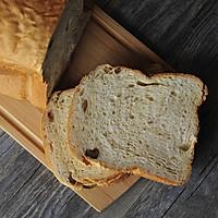 面包机版核桃土司